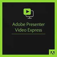 Видеоредактор Adobe Presenter Video Express (бессрочная лицензия)