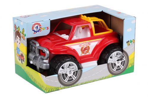 """Машинка """"Пожежний позашляховик"""" 4999"""