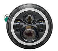 Фары светодиодные НИВА 2121-21213, ВАЗ 2101-2102, ГАЗ 24, УАЗ 469, Jeep Wrangler