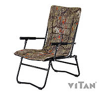Кресло Vitan Белый Амур Лес