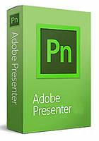 Программа для создания презентаций Adobe Presenter Licensed (бессрочная лицензия)