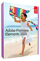 Видеоредактор Adobe Premiere Elements 2020 (бессрочная лицензия)