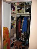 Гардеробные комнаты, застройка ниш, фото 4