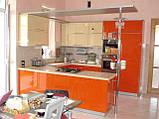Кухни с фасадами акрилюкс, фото 2