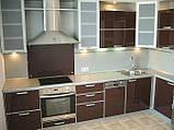 Кухни с фасадами акрилюкс, фото 5