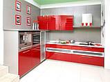 Кухни с фасадами акрилюкс, фото 10