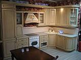 Кухни с фасадами из Дерева, фото 6