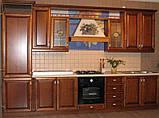 Кухни с фасадами из Дерева, фото 7