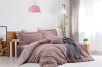 Комплект постельного белья двуспальный Бязь Голд Trendy 200х220 (56476-01_2.0LH) Коричневый
