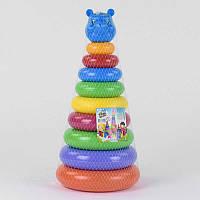 Пирамида M-Toys 8 колец SKL11-181477
