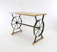 Мебель. Колесо кованое.