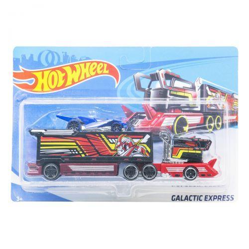 """Машина """"Hot Wheel. TRUCK """" (синий) T-E757-1"""