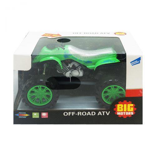 Квадроцикл инерционный (зеленый) 6297-17