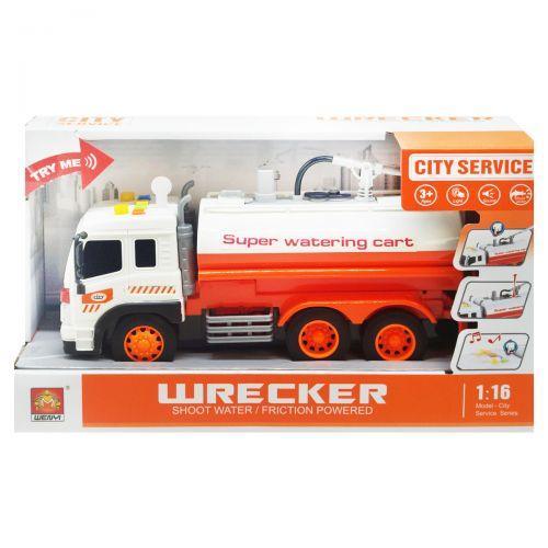 Машина с водяной помпой (оранжевый) WY331A/WY331B