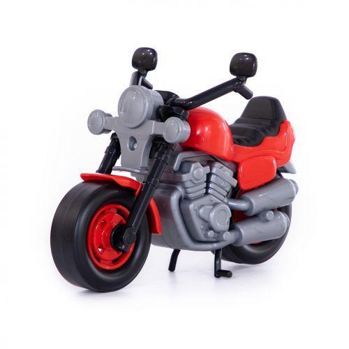 Мотоцикл гоночный (красный) 8978