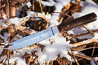Нож нескладной PU7701 - клинок изготовлен из нержавеющей стали, обладает высококой твердостью и прочностью
