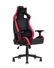 Кресло геймерское HEXTER PRO R4D TILT MB70 ECO/01 BLACK/RED