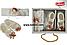Пинетки+повязка, Турция, Babexi, рр. 3-6 мес, арт. 5150, фото 3