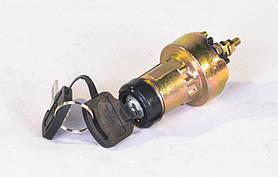 Замок зажигания ЗИЛ-130 (3 контакта металлический корпус) (арт. 12-3704-08), rqz1qttr
