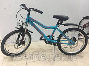 Детский Велосипед Azimut Alpha 20 D (12,5 рама), фото 3