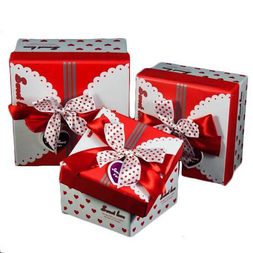 Набор подарочных коробок (3шт.)