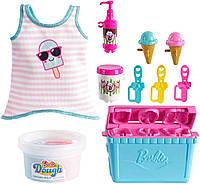Барби набор для приготовления мороженного Barbie Cooking & Baking Accessory Pack with Ice Cream-Themed Pieces