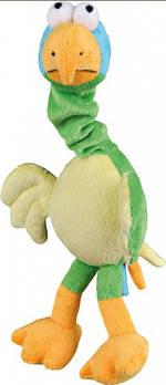 Игрушка для собак trixie птица плюш 30 см