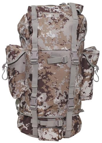 Армейский рюкзак 65л Vegetato desert MFH 30253M