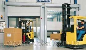 Ворота Hormann швидкісні промислові для внутрішнього застосування, Київ