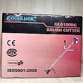 Бензокоса Goodluck GL6100BC 1 нож 1 катушка, фото 2