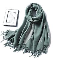 Женский шарф. Осень Зима, 12 расцветок., фото 1