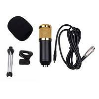 Конденсаторный микрофон ZEEPIN BM-800 BLACK GOLD
