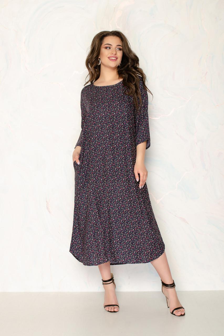 Женское летнее платье 1287-1