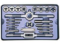 Метчики і плашки 21 од.  Powerfix Набір для нарізания різьби