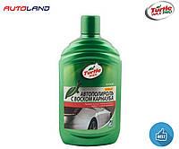 "Полироль для кузова автомобиля с воском ""Turtle Wax"" Carnauba Car Wax (53002) 500ml, фото 1"