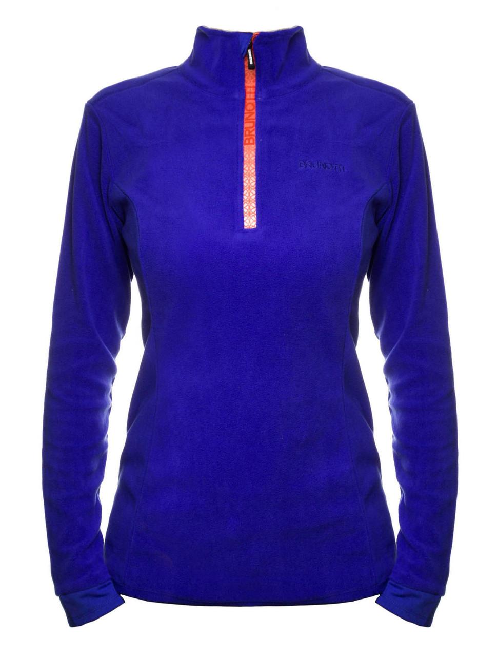 Жіноча кофта Brunotti Yark Women Fleece M Sapphire