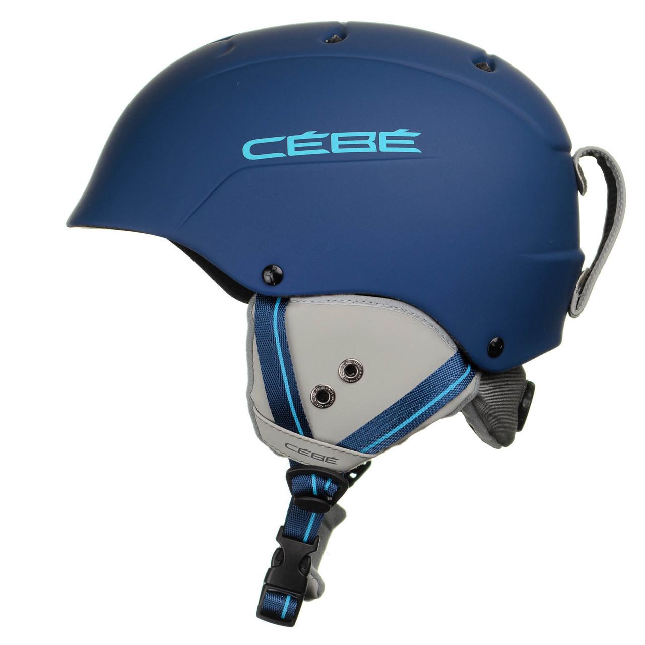 Шолом гірськолижний Cebe Contest XL Blue (CBH-404)