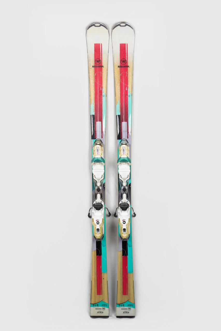 Гірські лижі Rossignol Unique 2 156 Б/У