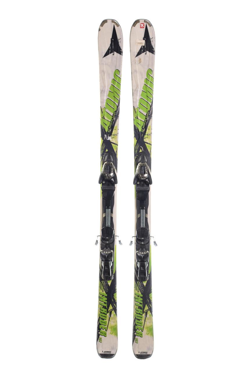 Гірські лижі Atomic Intruder 157 White-Green Б/У
