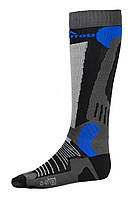 Шкарпетки лижні Emmitou 38-40 Black-Grey-Blue