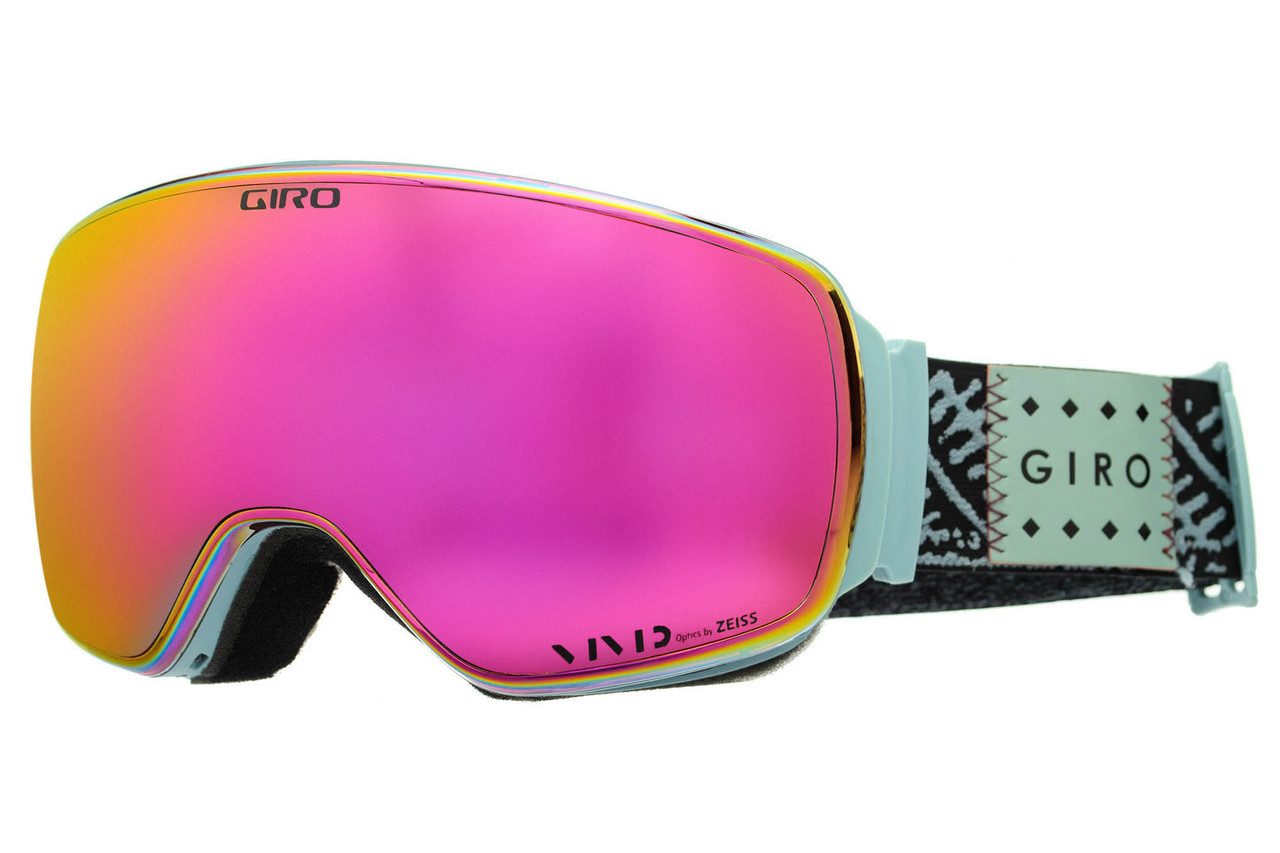 Маска гірськолижна жіноча Giro Eave Blue