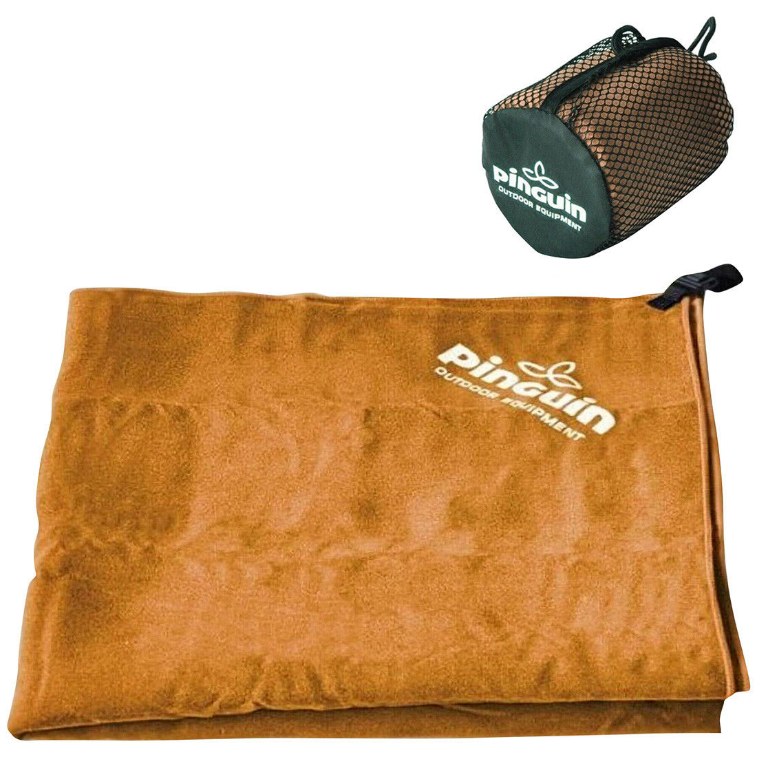 Рушник Pinguin Towels 60x120 L Orange