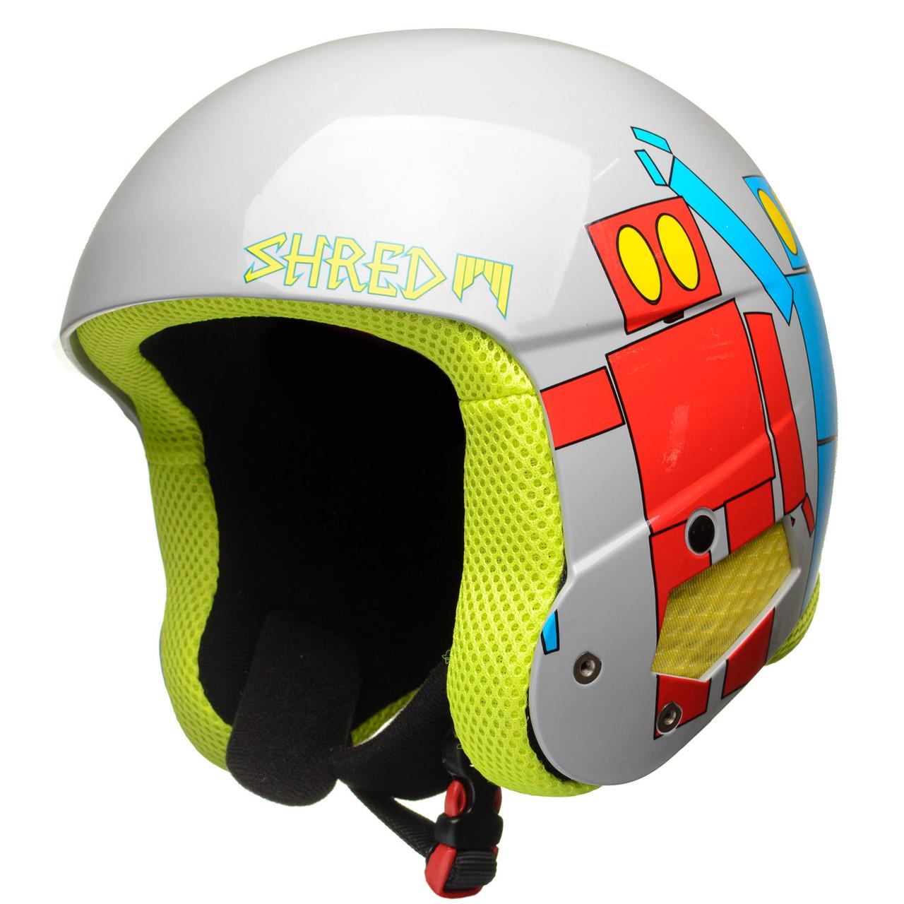 Шолом гірськолижний Shred Brain Bucket XS/S Robot