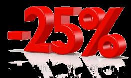 Весенние скидки на товары для отдыха и рыбалки - 25%