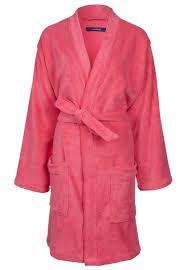 Халат махровый домашний нежного розового цвета, Mexx Living Robe L/XL .