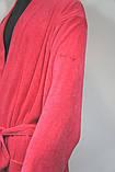 Халат махровый домашний нежного розового цвета, Mexx Living Robe L/XL ., фото 4