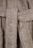 Халат средней длины бежевого цвета, Calando S, фото 3