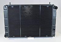 Радиатор водяного охлаждения ГАЗ 3110 (3-х рядный) (производство г.Бишкек) (арт. 3110Б.1301010-20)qttr