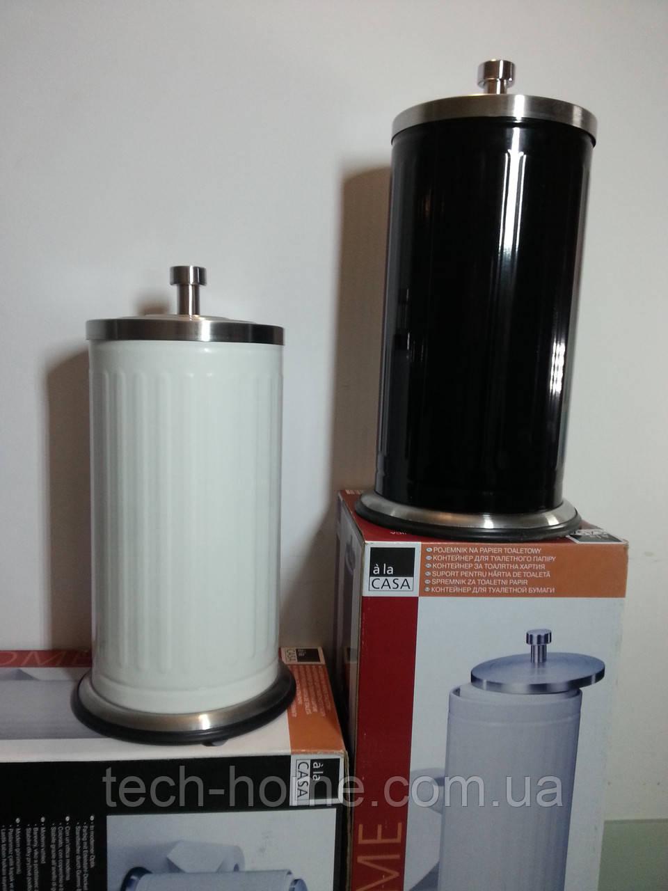 Контейнер для туалетной бумаги ALA Casa 100103