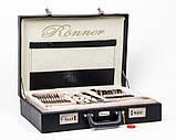 Набор столовых приборов Ronner RO2D34 Toskania 72 pcs, фото 2